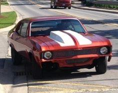 1969 Chevrolet Nova SS396 Muscle Car by Soopernovaaj http://www.musclecarbuilds.net/1969-chevrolet-nova-ss396-build-by-soopernovaaj