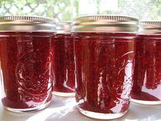 Raspberry & Apple Jam