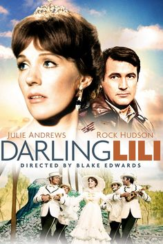 Darling Lili (1970). Julie Andrews made a bid to change her squeaky clean image with this elaborately mounted WW I musical along with Rock Hudson. Lili Smith (Andrews) is a popular British music hall singer who is regarded as a femme fatale and has been known to throw a bit of striptease into her act.