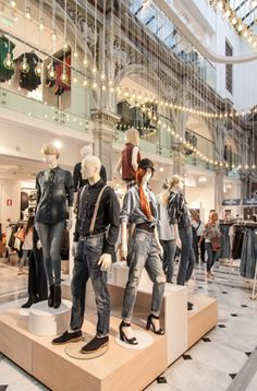 """What happened @ the H&M """"Denim On"""" By Ozon Raw event? - OZONWeb by OZON Magazine 
