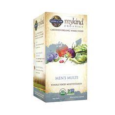 Certified Organic Whole Food Multivitamin