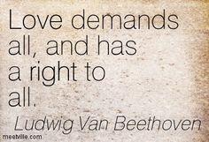 Ludwig Van Beethoven Quotes - Meetville