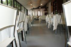 Resina Grey presso ristorante Felix Milano Marittima