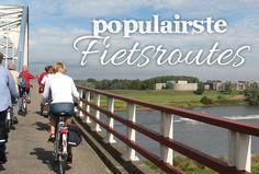 De populairste routes van route.nl Door het aantal bezichtigingen van een route op de website en onze apps op te tellen komen we tot de meest populaire fietsroutes. Deze willen we graag met jullie delen!