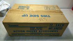 Vintage 1983 Kenner Lili Ledy Star Wars ROTJ Empty Shipping Case Box No. 69820  | eBay