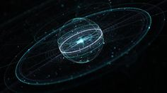 Space and Particles 5 by JanRobbe on deviantART