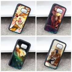 Arcanine Pokemon fashion phone Cover Case for Samsung galaxy S3 S4 S5 S6 S6 edge S7 S7 edge Note 3 Note 4 Note 5 &vv13 #Affiliate