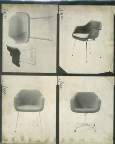 Robin Day armchair - early images 70s Furniture, Furniture Design, Swivel Chair, Armchair, Lucienne Day, Robin Day, Side Chairs, Beams, Mid-century Modern