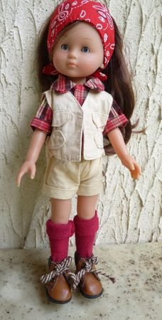Outfit for Les Cheries doll