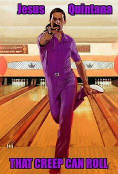 "John Turturro as 'Jesus' in ""The Big Lebowski""."