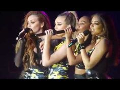 Little Mix - Wings [Glory Days Tour Little Mix 2017, Little Mix Girls, Little Mix Youtube, Girl Bands, Day Tours, Shout Out, Mixer, Wings, Concert