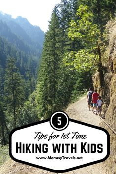 Never taken your kids hiking? Have no fear! See our 5 tips for hiking with kids for the first time. Backpacking Gear, Hiking Gear, Hiking Trails, Baby Hiking, Hiking With Kids, Camping Trailer For Sale, Camping Trailers, Rv Camping, Camping In Pennsylvania
