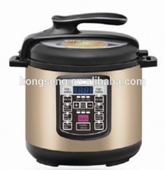 2018 Hot sell electric Multi functions pressure rice cooker 5L6L 60pa Best Electric Pressure Cooker, Industrial Electric, Rice Cooker, Kitchen Appliances, Hot, Health, Furniture, Things To Sell, Pressure Cooker Cake