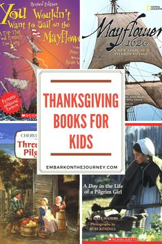 30 of Our Favorite Thanksgiving Books for Kids