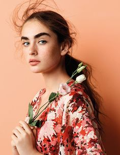 MAX&Co. Harry Styles Fanfiction, Thick Eyebrows, Female Reference, Max Co, Maddie Ziegler, Elle Fanning, Belleza Natural, Portrait Photography, Portrait Art