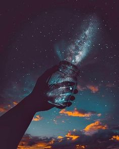 Find images and videos about beautiful, blue and wallpaper on we heart it - the app to get lost in what you love. Jolie Photo, Galaxy Wallpaper, Moon And Stars Wallpaper, Nature Wallpaper, Star Wallpaper, Wallpaper Desktop, Wallpaper Backgrounds, Night Skies, Sky Night