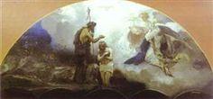 Baptism of Chris - Henryk Siemiradzki