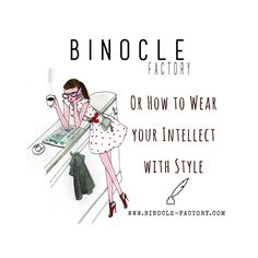 Purchase prescription glasses online with Binocle eyeglasses shop, the specialist of hipster glasses style and blue light protection glasses Hipster Glasses, Prescription Glasses Online, Vintage, Style, Swag, Vintage Comics, Outfits