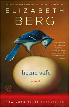 My current read (awesome so far!): Home Safe by Elizabeth Berg