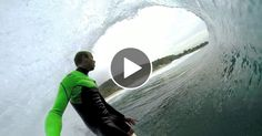 #GoPro Endless Barrels  GoPro of the Winter 2013-14 powered by Surfline
