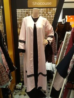 Gamis 050 Rp650 000.00 Material : Cotton & Crepe Size : Fit to L Qty : 3pcshttps://shocouse-identity.ecwid.com/#!/Gamis-050/p/100576062
