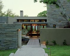 Mount Barker Residence in Austin, TX by McKinney York Architects