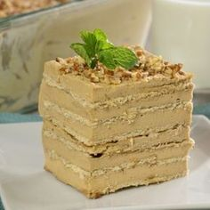 Visita: https://clairessugar.blogspot.com.es/ para recetas paso a paso con vídeos divertidos y fáciles!  ^^ Pastel de Café Fr