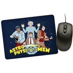 AstrophysiX-Men - Mousepad