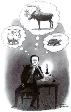 Charles Addams - What to do.....WHAT....to....do....?