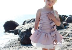 Rapunzel Dress for a Theatrical look with Attitude! From the ATTITUDE Collection from Le Petit Rom ®