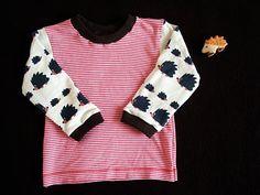 lillemo: shirts igel shirt
