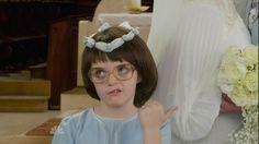 "Tina Fey's Real-Life Daughter As Young Liz Lemon On ""30 Rock"""