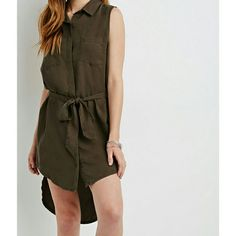 Weekend Sale! (Price Is Firm)Shirt Dress