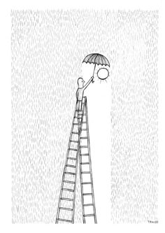 The poetic and inspiring illustrations of Troche - Cultura Inquieta- # cultura . - The poetic and inspiring illustrations of Troche – Cultura Inquieta- # cultura - Cool Art Drawings, Pencil Art Drawings, Art Drawings Sketches, Doodle Drawings, Easy Drawings, Drawing Ideas, Pencil Drawing Inspiration, Drawing Tips, Illustration Design Graphique