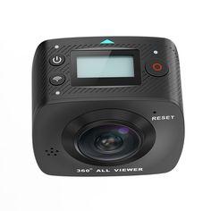Novedad: La ELECAM 360 ya está a la venta en Amazon por 150 euros