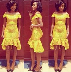 There are a lot of ways to get ourselves beautified similar to an aso ebi style, Even if you are thinking of what to create and execute when an Nigerian Yoruba dress styles. African Print Dresses, African Print Fashion, African Fashion Dresses, African Dress, African Prints, African Outfits, Ankara Fashion, Nigerian Fashion, African Clothes