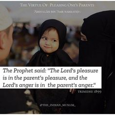 Always strive to please your parents (as is within the folds of the religion) Islamic Qoutes, Islamic Teachings, Islamic Inspirational Quotes, Religious Quotes, Islam Religion, Islam Muslim, Islam Quran, Islam Hadith, Allah Islam