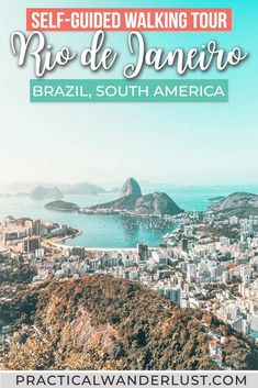 The ultimate walking tour of Rio de Janeiro Brazil! The Rio walking tour takes you through Centro and Lapa it's totally FREE and yes theres a map! Travel Tips Travel Hacks packing tour South America Destinations, Travel Destinations, Travel Tips, Travel Hacks, Travel Packing, Budget Travel, Travel Guides, Brazil Travel, Peru Travel