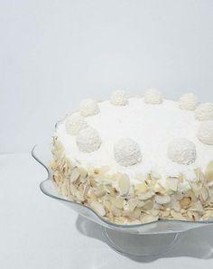 Moje Wypieki | Tort Raffaello