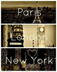 top places to go