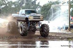 Chevy mud truck Chevy 1500, Chevy 4x4, Lifted Chevy, Chevy Pickups, Chevrolet Trucks, Diesel Trucks, Custom Trucks, Lifted Trucks, Cool Trucks