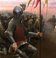 Guerra de los Cien años entre Francia e Inglaterra