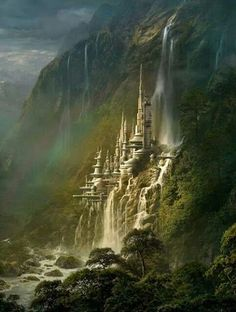 The Amazing Waterfall Castle – Poland. I really want to go here, I have family i… The Amazing Waterfall Castle – Poland. I really want to go here, I have family in Poland, so this would be amazing to see! Fantasy Places, Fantasy World, Waterfall Castle Poland, Beautiful Castles, Beautiful Places, Real Castles, Famous Castles, Wonderful Places, Amazing Places