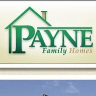 Payne Family Homes | Home Builder Websites | Home Builder Web Design | Builder Designs