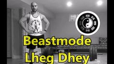 5DollarGym Beastmode Full Body Leg Day - Build Lean Muscle Fast with These Full Body Exercises - Strength Through the Entire Range of Motion  Cardio 45 Min Walking  Legs / Full Body Workout { Barbell Sumo Deadlift  Barbell Front Squat Dumbbell Goblet Thruster Barbell Cleans } 3 - 5 Sets X 30   Try to keep rest in between sets to a minimum. Allow for up to 2 minutes maximum rest in between sets if you are new to fitness.  Go Slow! Control is true strength, swinging and sloppiness is not…