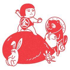 Kimiaki Yaegashi Symbols on Behance