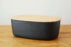 ステルトン/RIGTIG/リグティグ/ブレッドボックス(黒)の画像