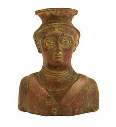 abean Bronze Bust of a Man - (LSO) Origin: Yemen Circa: 300 BC to 100 BC Dimensions: high Collection: Biblical Medium: Bronze Moorish Science, Strange Places, Old Things, Bronze, Sculpture, Statue, History, The Originals, Medium