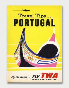 Travel Tips... Portugal * TWA