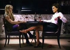 Deep Dark Fears, Brittany And Santana, Regina And Emma, Vintage Lesbian, Fantasy Couples, Queen Outfit, Cute Lesbian Couples, Swan Queen, Lesbian Wedding
